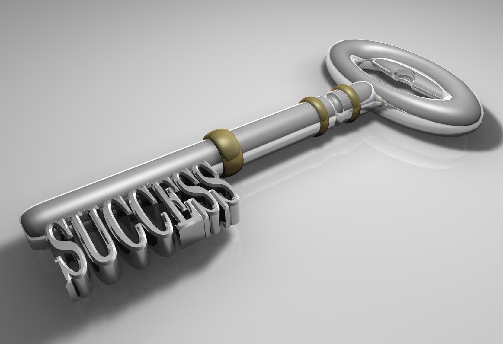 Key_to_success