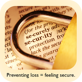 Loss prevention = feeling more secure about day-to-day operations.