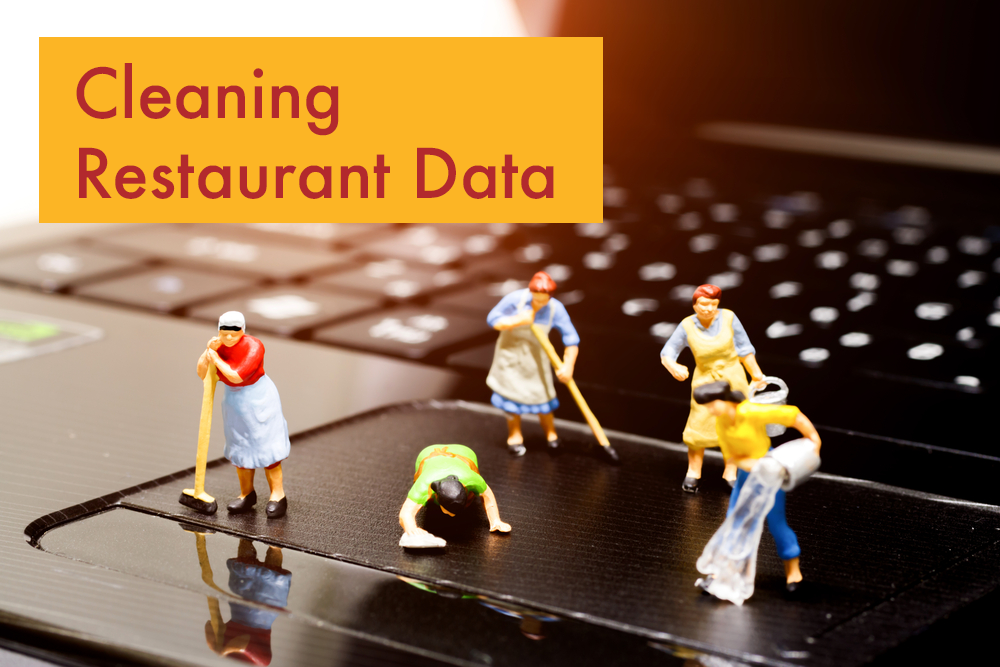Cleaning Restaurant Data
