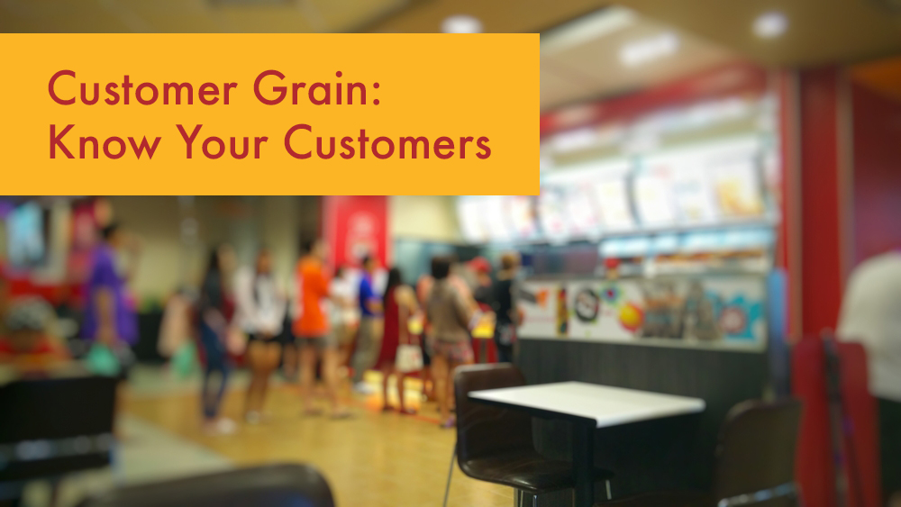 Restaurant Customer Data