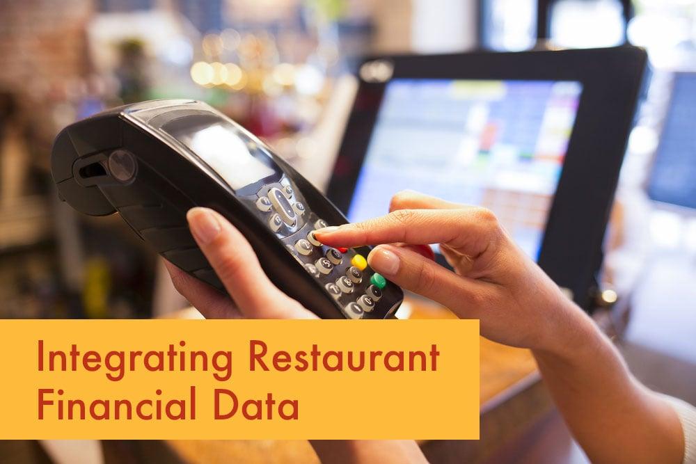 Integrate Restaurant Financial Data
