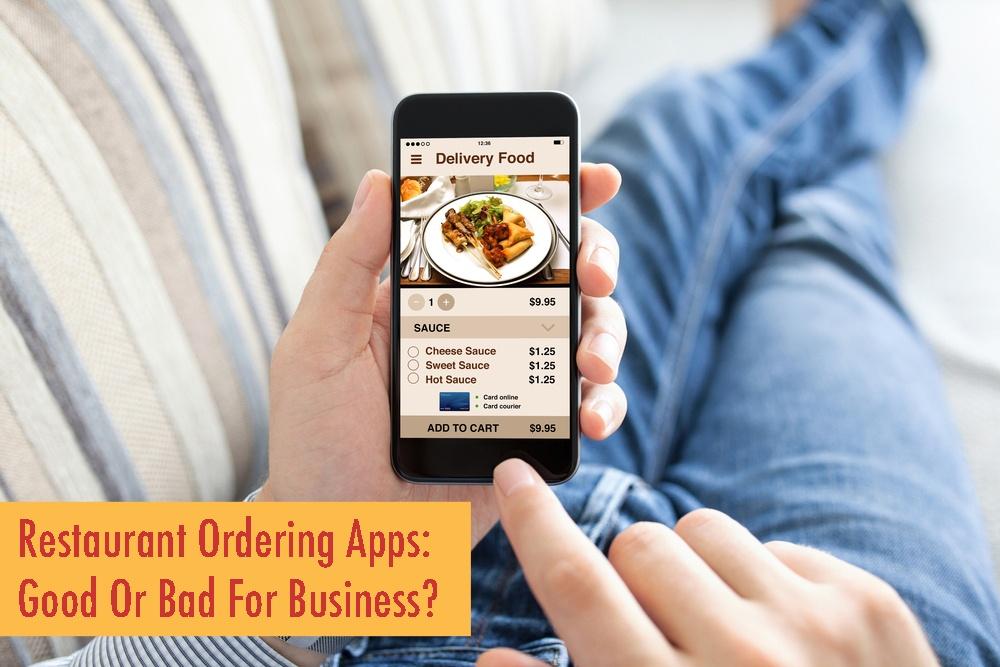 Restaurant Ordering Apps for Business