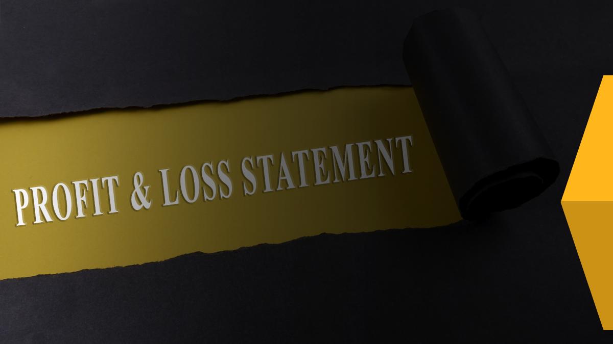 Examining Restaurant Profit and Loss