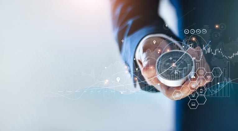 navigating data- compass
