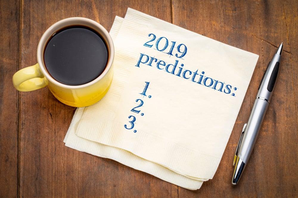 2019 Restaurant Predictions