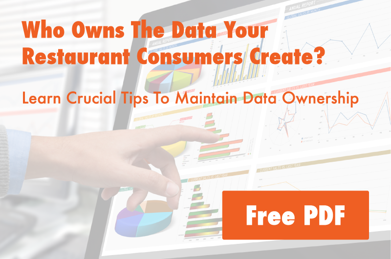Restaurant Data Ownership